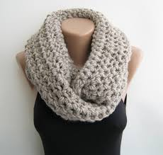 Crochet Infinity Scarf Patterns Awesome Inspiration Design