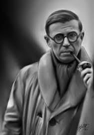resume les mains s de jean paul sartre