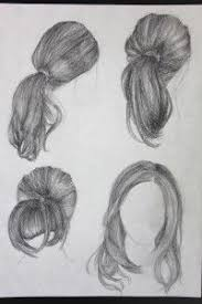 which students were asked to draw four exles of eye ear noses mouths and hair one out of the four drawings could be copied from a drawing book