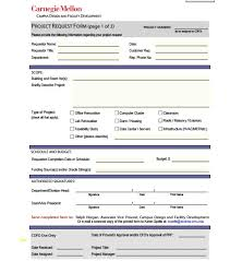 Project Request Form Template Word Request Form Template Unique 5 Request Form Templates Formats