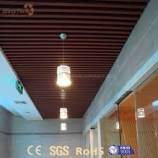 designs for office. Indoor Fire Resistant Wood Grain PVC Down Ceiling Design For Office Designs I