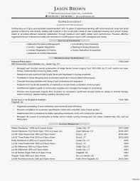 Construction Project Manager Resume Sample Construction Manager Resume Sample Customdraperies 61