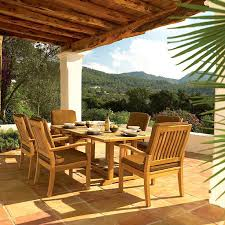 spanish style outdoor furniture. Brilliant Quality Ideas Spanish Style Patio Furniture Teak Outdoor Dining Rooms.jpg