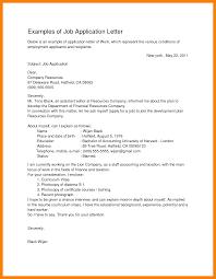 Cover Letter For Job Application Harvard