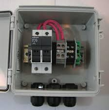 solar power combiner box com solar combiner boxes pv string solar panel combiner box diagram at Combiner Box Wiring
