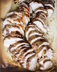 cook and savor juicy pork tenderloin