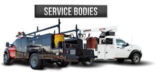 Service | Douglass Truck Bodies