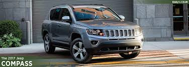 2017 Jeep Compass Model Features | SUV Research | Wichita, KS