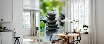 Zen Pebbles – high-quality wall murals ...