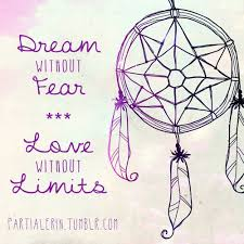 Dream Catcher Words