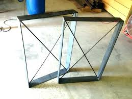 wooden trestle table legs metal trestle table legs metal trestle table legs rustic table legs square wooden trestle table legs