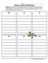Phonics worksheets and free printable phonics workbooks for kids. Phonics Resources Have Fun Teaching