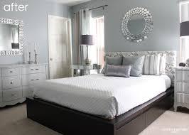 Master Bedroom  Master Bedroom Paint Color Ideas Home Remodeling - Modern glam bedroom