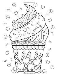 Junk Food Coloring Pages Healthy And Unhealthy Food Colouring Pages