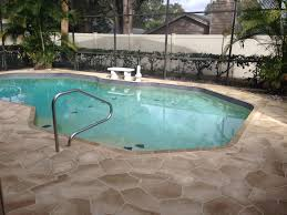 Free Pool Deck Design Software Concrete Designs Florida Orlando Flagstone Pool Deck