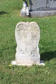 Jesse R. C. Thompson (1925-1926) - Find A Grave Memorial
