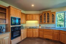 Light Oak Cabinets Kitchen Remodel Oak Cabinets Kitchen Remodel Condo