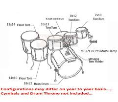Drum Tuning Notes Chart Image Result For Standard Drum Tuning Notes Drum Tuning