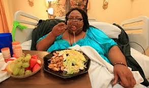World Records 2011 - Sports, Swimming, Human Body, Olympic, Amazing News:  World Fattest woman 2011, Terri Smith, from Ohio, USA, Guinness World Record