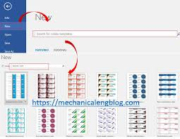 how to create business cards in word create a business card in word office mechanicalengblog