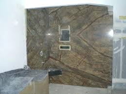 best bathroom ideas images on home granite shower wall panels walls pictures pa spray white granite shower wall