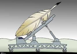 cartoon movement the pen is mightier than the sword   the pen is mightier than the sword
