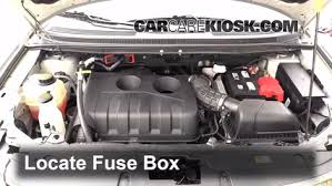 blown fuse check 2011 2014 ford edge 2013 ford edge se 2 0l 4 blown fuse check 2011 2014 ford edge 2013 ford edge se 2 0l 4 cyl turbo
