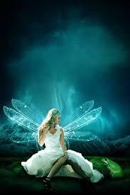 dreamland angel fairy tales woman