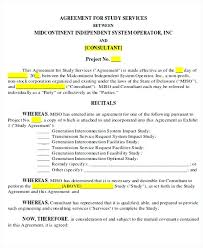 Non Profit Consulting Agreement Template – Mobstr