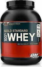 optimum nutrition whey protein shakes