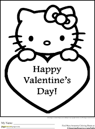 Here are a bunch of free valentines day coloring pages for you to print! 63 Valentines Worksheets Preschool Coloring Sheets Image Ideas Samsfriedchickenanddonuts