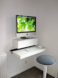 ... Foxy Images Of Modern IMac Computer Desk Design And Decoration :  Excellent Furniture For Modern White ...
