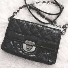 60% off Calvin Klein Handbags - Calvin Klein Quilted flap Leather ... & NWOT Calvin Klein Quilted Crossbody Bag Adamdwight.com