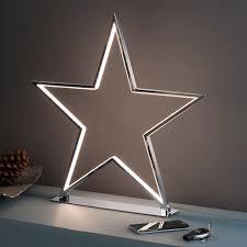 Sompex Sternenglanz Lucy Lichtskulptur Tischleuchte