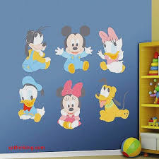 disney nursery wall decals beautiful baby mickey mouse wall stickers nmedia