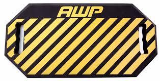 awp hp yellow foam kneeling pad garden kneeler seat cushion mat gardening knee