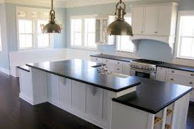 Dark Kitchen Floors Design854562 White Kitchens With Dark Floors 35 Striking White