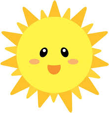 Cute Sunshine Cartoon Images - mendijonas.blogspot.com
