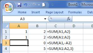 Excel Formulas For Beginners Spreadsheets Made Easy