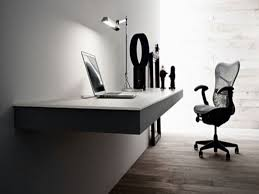 stylish office desk setup. Ideas Collection Minimalist Desk About Home Office With Slim Design Printing Stylish And Setup