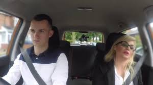 Jayne School Youtube Katy - Driving Fake