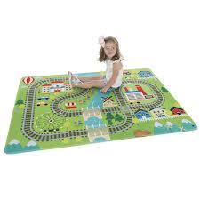 Hey Play Baby Play Mat for Kids Microfiber Flannel Fleece