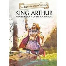 king arthur and the knights of the round table by howard pyle 9789380070889 booktopia