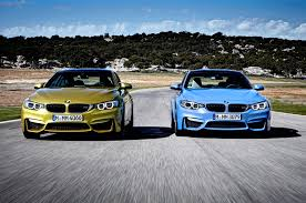 2015 BMW M3 Sedan and M4 Coupe - Review   Auto Review 2014