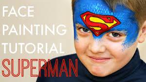superman makeup