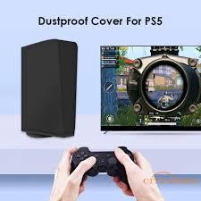 Vỏ Bảo Vệ Chống Bụi Cho Máy Chơi Game Playstation 5