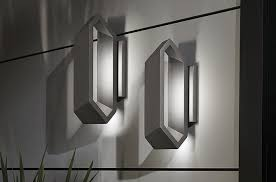now pitch outdoor led wall sconce by george kovacs