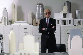 The Man in the Glass House' Review: Throwing Stones at Philip Johnson - WSJ