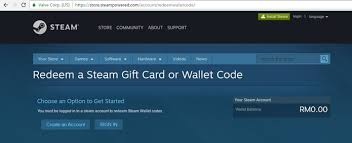 how to reload steam wallet e club