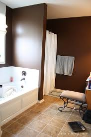 bathroom colors light brown. Interesting Brown Outstanding Look Of Behr Bathroom Paint Color Ideas  Divine Decorating  Using White Shower Curtains Inside Colors Light Brown N